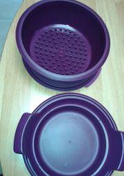 Tupperware Dampfgarer Micro Gourmet NEU