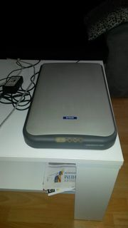 Scanner Epson Perfection 1260