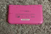pinker Nintendo 3DS
