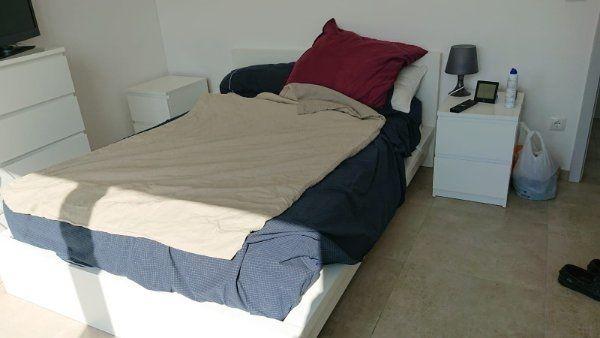 5f346780d14061 Ikea Malm Bett günstig gebraucht kaufen - Ikea Malm Bett verkaufen ...
