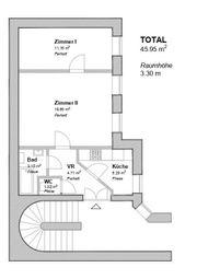 Gemütliche 2 Zimmer