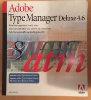 Adobe Type Manager Deluxe 4