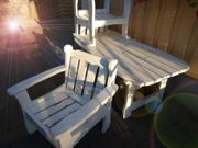 Terrassen- Gartenmöbel