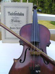 Tonleiterstudien für Geigenschüler