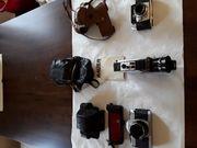 Kamera Konvolut Sammler