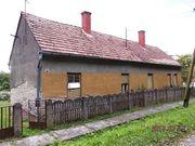 Ungarn Haus westlich des Balatons