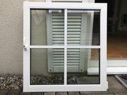 Fenster mit Rolladen u abschließbarem
