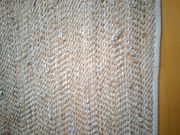 Teppich BW/Leder