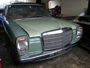 Mercedes 230 6 Strichacht W114