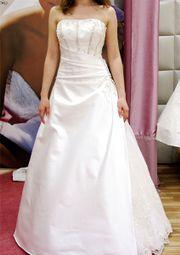 Hochzeitskleid / Brautkleid - Größe