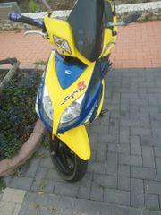 Roller Kymco Super