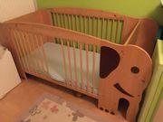 pinolino Kinderbett Elefant