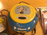 CD Player Minion für Kinder