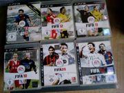Playstationspiele FIFA