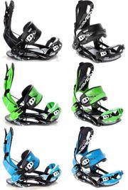Snowboard Bindung Raven Fastec FT270