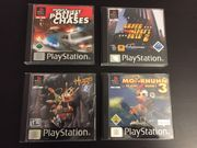 PlayStation one Spiele