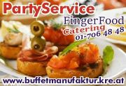 Catering & Partyservice  Fingerfood