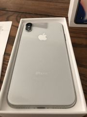 Apple iPhone X - 256GB - Space
