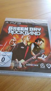 Greenday Rockband für