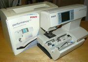 Pfaff varimatic 6091 Stretch   Jeans Nähmaschine mit viel Zub. in ... e1294eb252