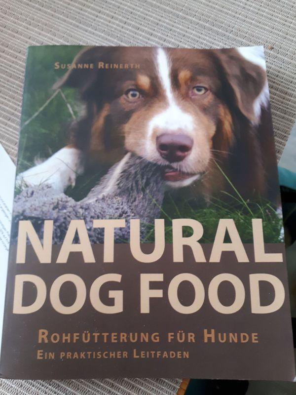 Natural Dog Food Buch, BARF gebraucht kaufen  68161 Mannheim