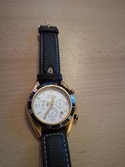 Original DETOMASO Genova Gold Chronograph