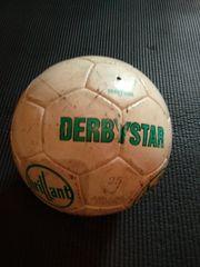 Fussball Derbystar Jubiläumsedition