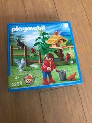 Playmobil 4203 Vogelfütterung,