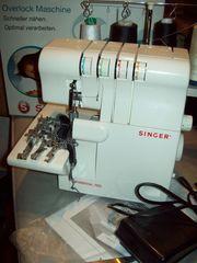 SINGER 14SH654 Overlock-