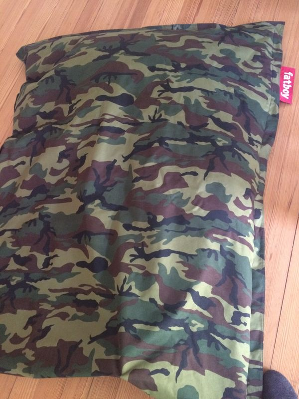 Fatboy Sitzsack Camouflage In Karlsruhe Polster Sessel Couch