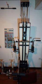 Kettler Multi Trainer deLuxe Fitness