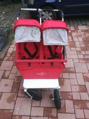 Zwillingswagen Geschwisterwagen Kinderwagen Easy Walker