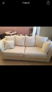 Sofa Couch Landhausstil Shabby Landhaus