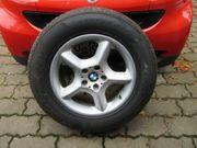 BMW X5 E 53 Winterkompletträder