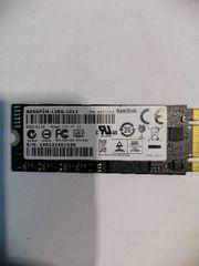 128 GB SSD X110 SanDisk