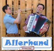 Allerhand Duo Band für Hochzeit