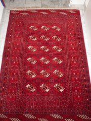 Perserteppich Turkmene - 182 x 124 -