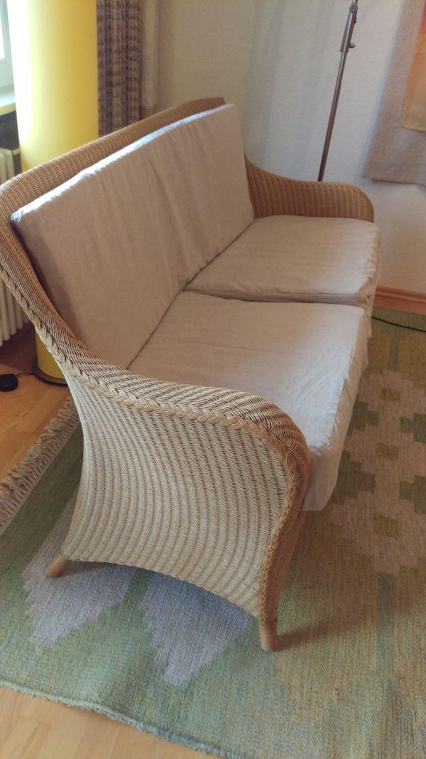 Rattan Sitzgruppe Bank Sessel Stühle In Schwaikheim Speisezimmer