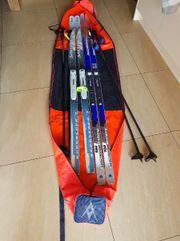 ski langlauf set