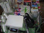 Wii Spiele Konsole