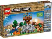LEGO MINECRAFT 21135 KREATIVER WERKSTATT