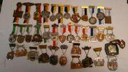 Wanderorden Medaillen 1974
