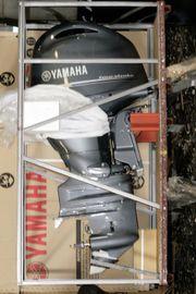 Yamaha F150XB Außenbordmotor.