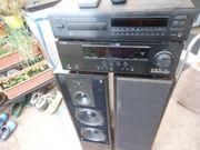 Stereoanlage Set: Yamaha