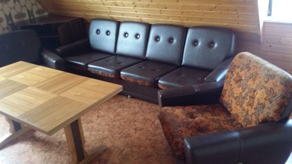 Sitzgarnitur In Langenzenn Polster Sessel Couch Kaufen Und