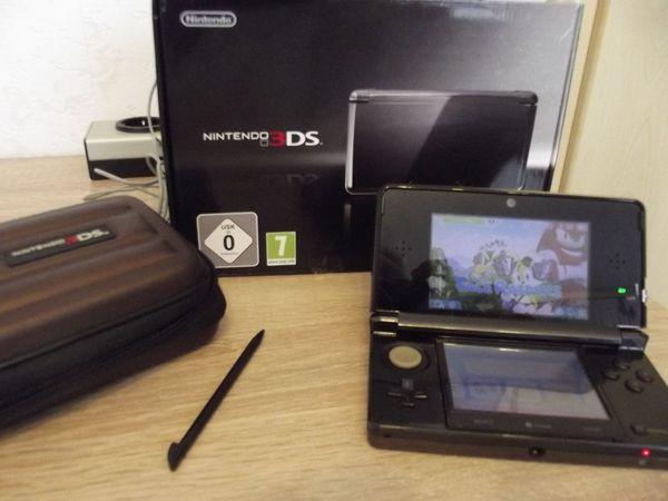 Nintendo 3DS- Set - Jockgrim - Verkaufen gebrauchte Nintendo 3DS - Komplett Set in OVP + Original Tragtasche für Gerät und 6 x Spiele Ist im Top Zustand (Bildschirm Kratzfrei ) und voll funktionsfähig. - Jockgrim