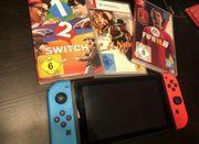 Nintendo Switch in