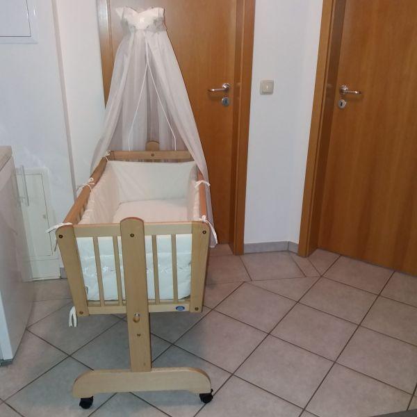 matratze 85x38 babywiege gebraucht kaufen nur 3 st bis. Black Bedroom Furniture Sets. Home Design Ideas