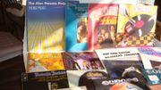 Schallplatten,70er Jahre,