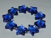 blaues Sternenarmband von Rosenthal neu